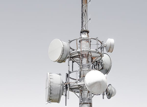 Telecommunications & Cell Towers - Precision Machining